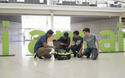 AI Helps Robots Navigate in Hazardous Indoor Spaces