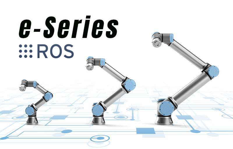 Clearpath Announces ROS Support for UR e-Series Cobots