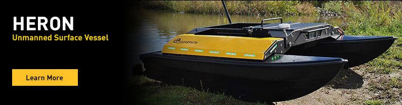 Heron USV Gets A New Simulator - Clearpath Robotics