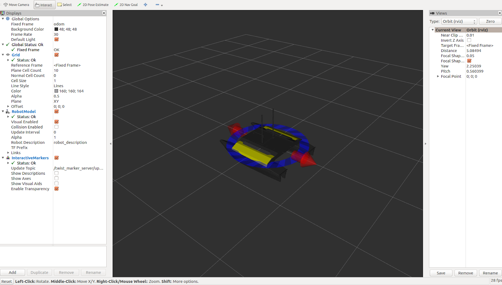 Heron USV Gets A New Simulator - Clearpath Robotics