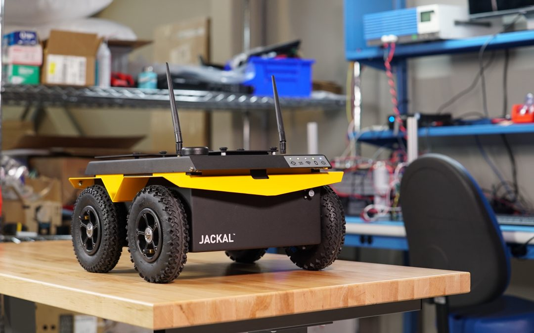 Jackal UGV – Getting Started