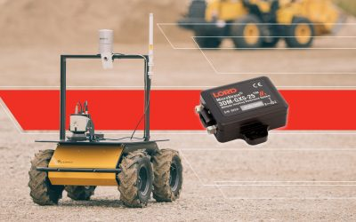 LORD Corporation Implements the Latest Inertial Sensing Technology on Clearpath Robotics Research Robot Platform