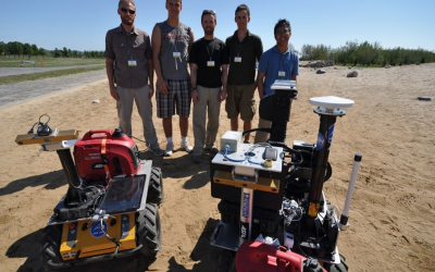 Our Top Tips For Conducting Robotics Field Research