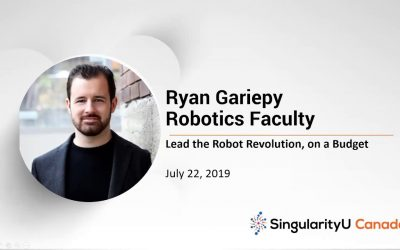 Leading the Robot Revolution on a Budget