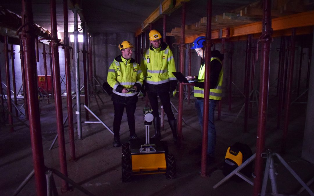 Scaled Robotics Optimizes Construction Projects with Husky UGV
