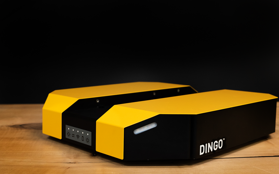 Clearpath Robotics Announces Dingo Indoor Research Robot