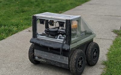 UC Berkeley team creates robot learning system using Jackal UGV