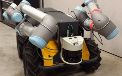 Researchers Advance Robot Teleoperation in Hazardous Environments with Husky UGV