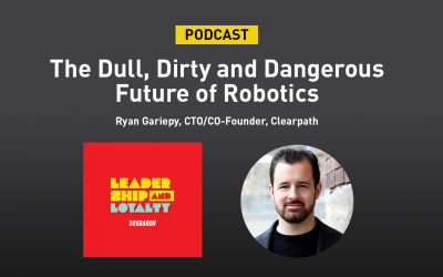 Podcast: The Dull, Dirty and Dangerous Future of Robotics