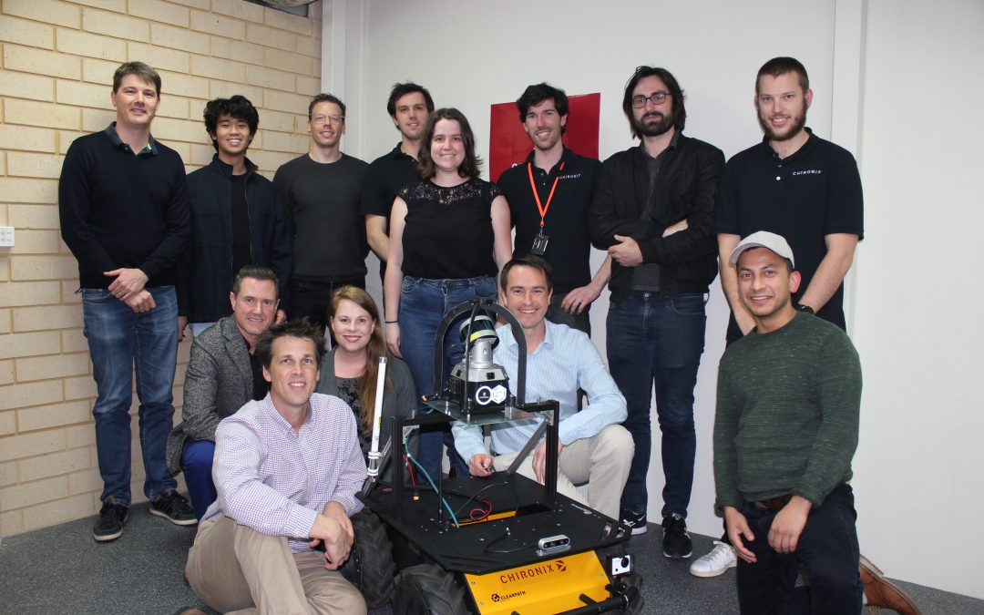 Distributor Spotlight: Chironix Australia, Designing Technology that Enhances Human Potential Through Robotic Teaming