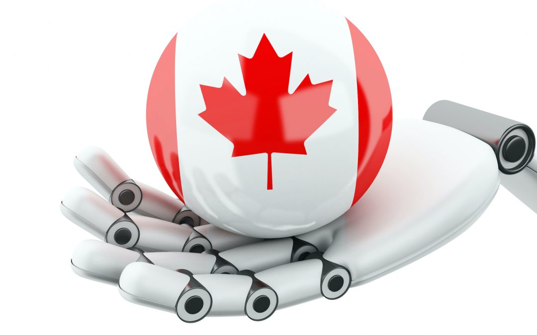 Canada Enlisting Robots in the Fight Against COVID-19