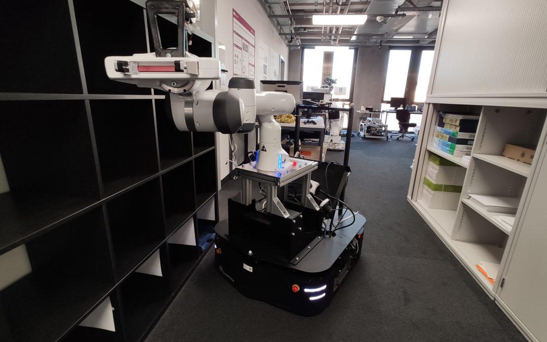 ETH Zurich Deploys Ridgeback To Advance Autonomous Navigation with Reinforcement Learning
