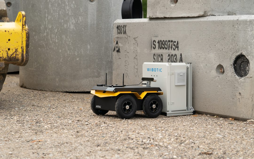 WiBotic and Clearpath Robotics Provide Wireless Charging Kits for 'Jackal' and 'Husky' UGVs