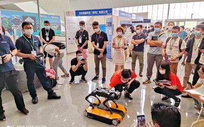 Clearpath Sponsors Swarm Robotics Workshop & Showcases New Robot at ICRA 2021