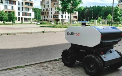 Integrant Develops Computer Vision System for Autonomous Last-Mile Delivery