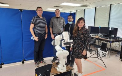 University of Texas at Arlington Develop Multitasking Intelligent Nursing Robot