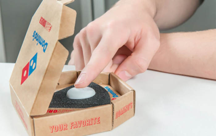 Dominos Physical Button