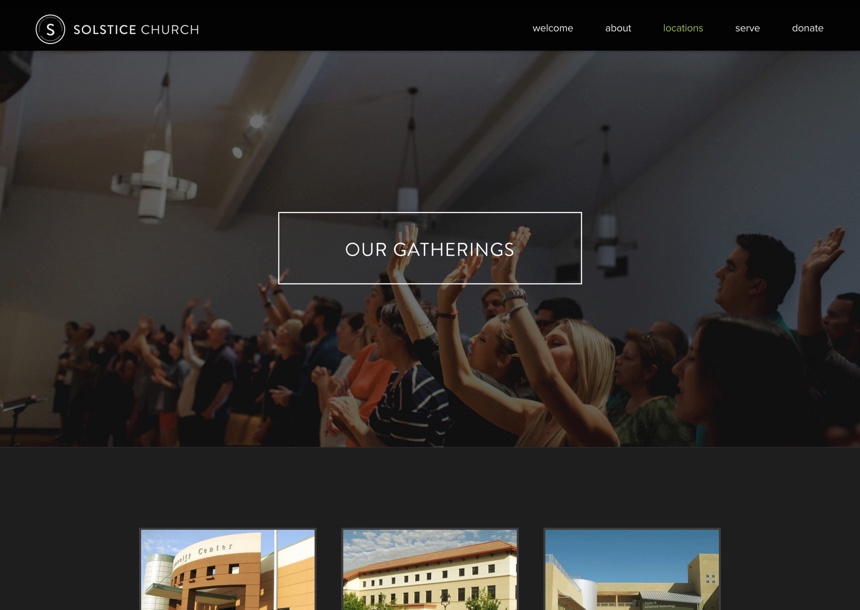Clover Choose A Website Design