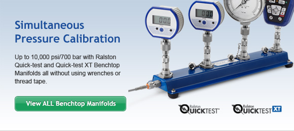 View ALL Benchtop Manifolds