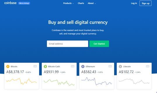 How to buy bitcoin in australia coinbase which is based in san francisco is considered by many to be the most beginner friendly exchange it is recognised as one of the worlds premier ccuart Images