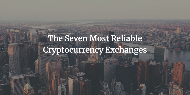 most trustworthy bitcoin exchange