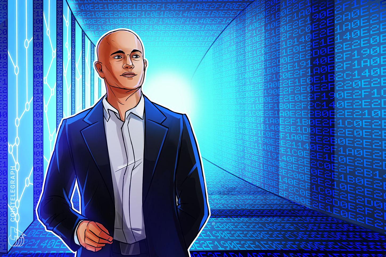 Coinbase Geschäftsführer wehrt sich gegen Kritik von Datenschützern