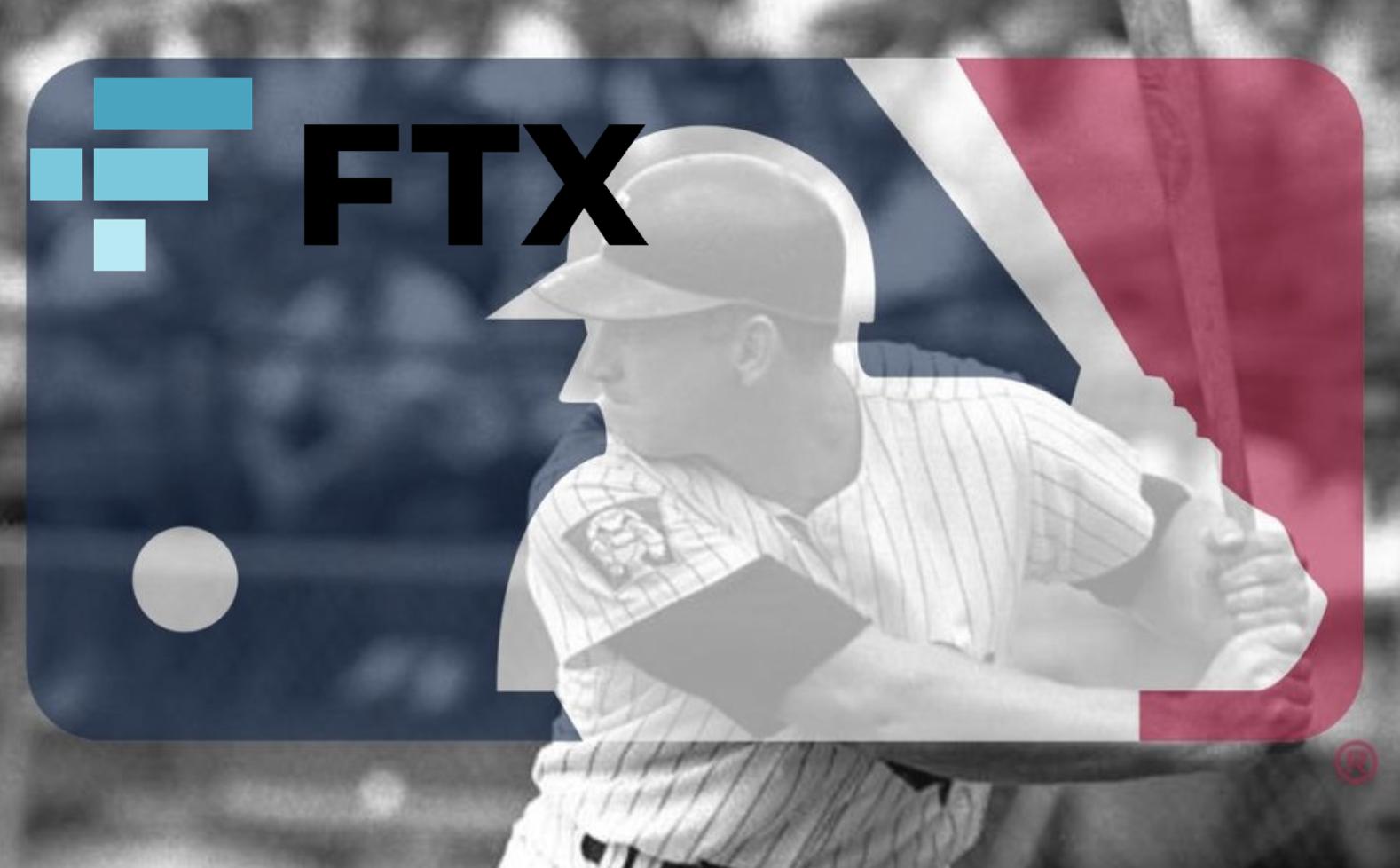 征服 MLB!FTX合作美國大聯盟,全球賽事轉播、裁判服上都將出現「FTX Logo」