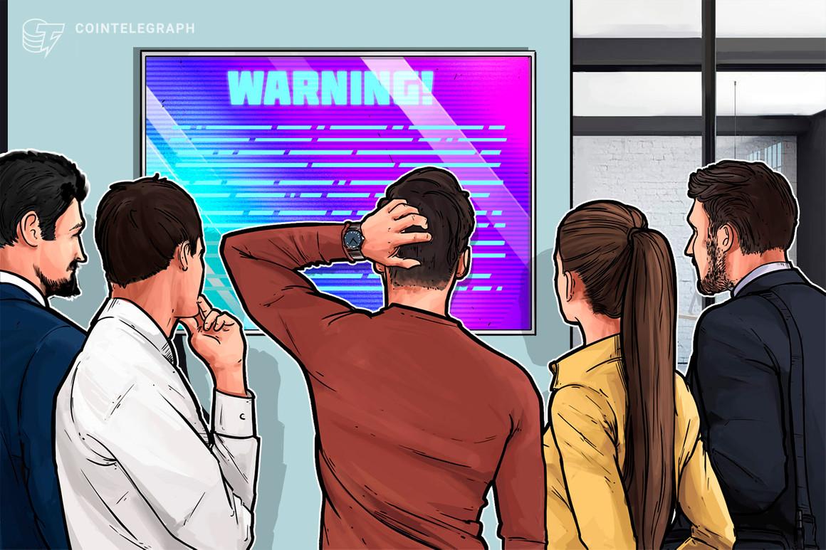英国监管机构警告111家未注册的加密货币公司