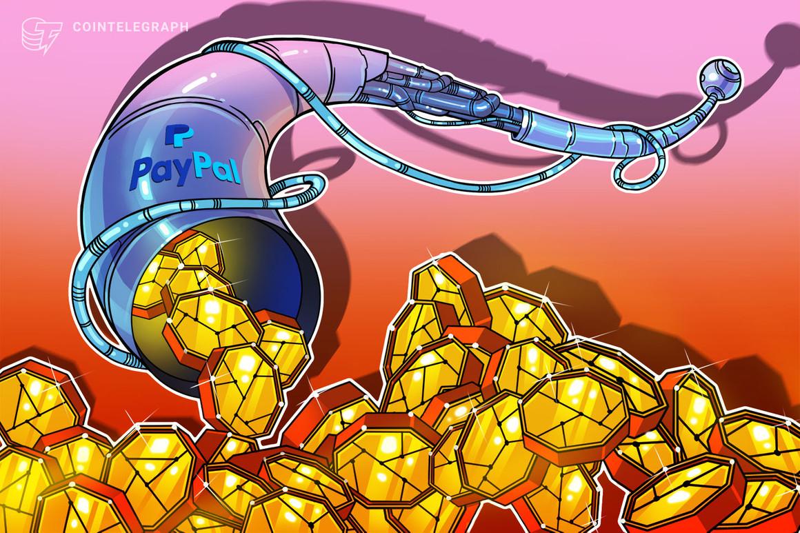 PayPal将美国用户的加密货币购买限额提高到每周10万美元