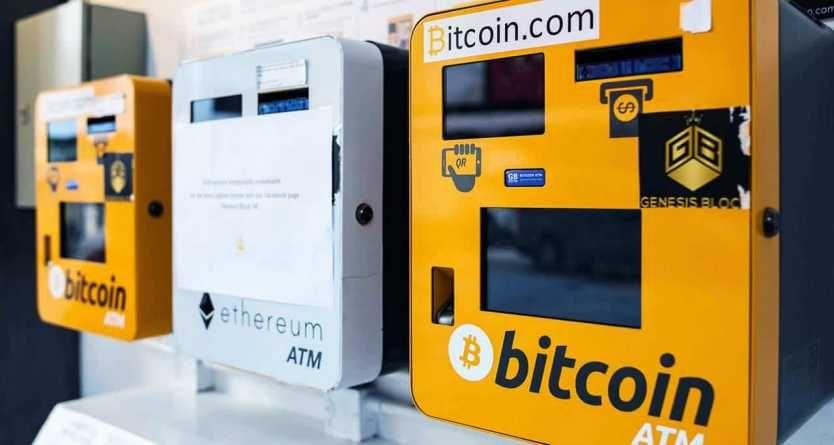 Số lượng máy ATM tiền mã hóa tăng vọt hơn 24.000 trên toàn thế giới