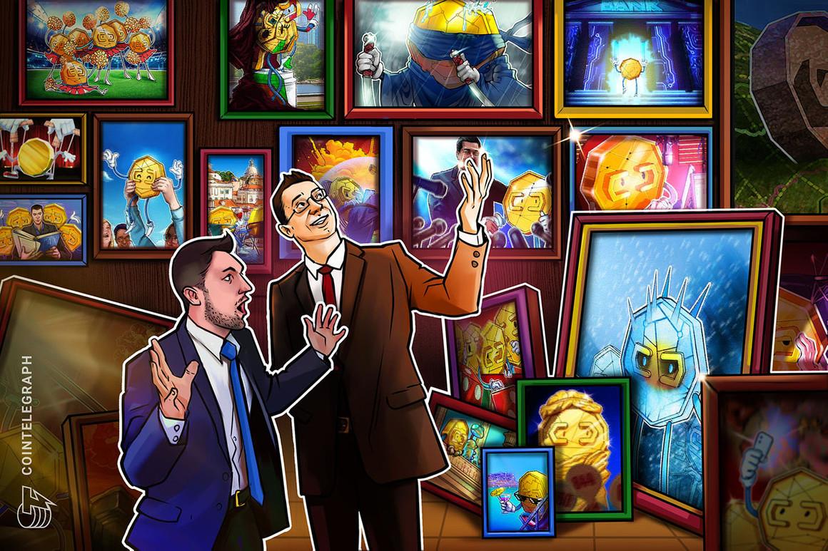 """""""2021赛博北京·数字艺术节""""8月7日震撼开幕:部分展品提前揭秘"""