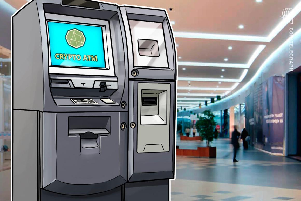 Nel 2021, le installazioni di ATM crypto a livello globale sono aumentate del 70%