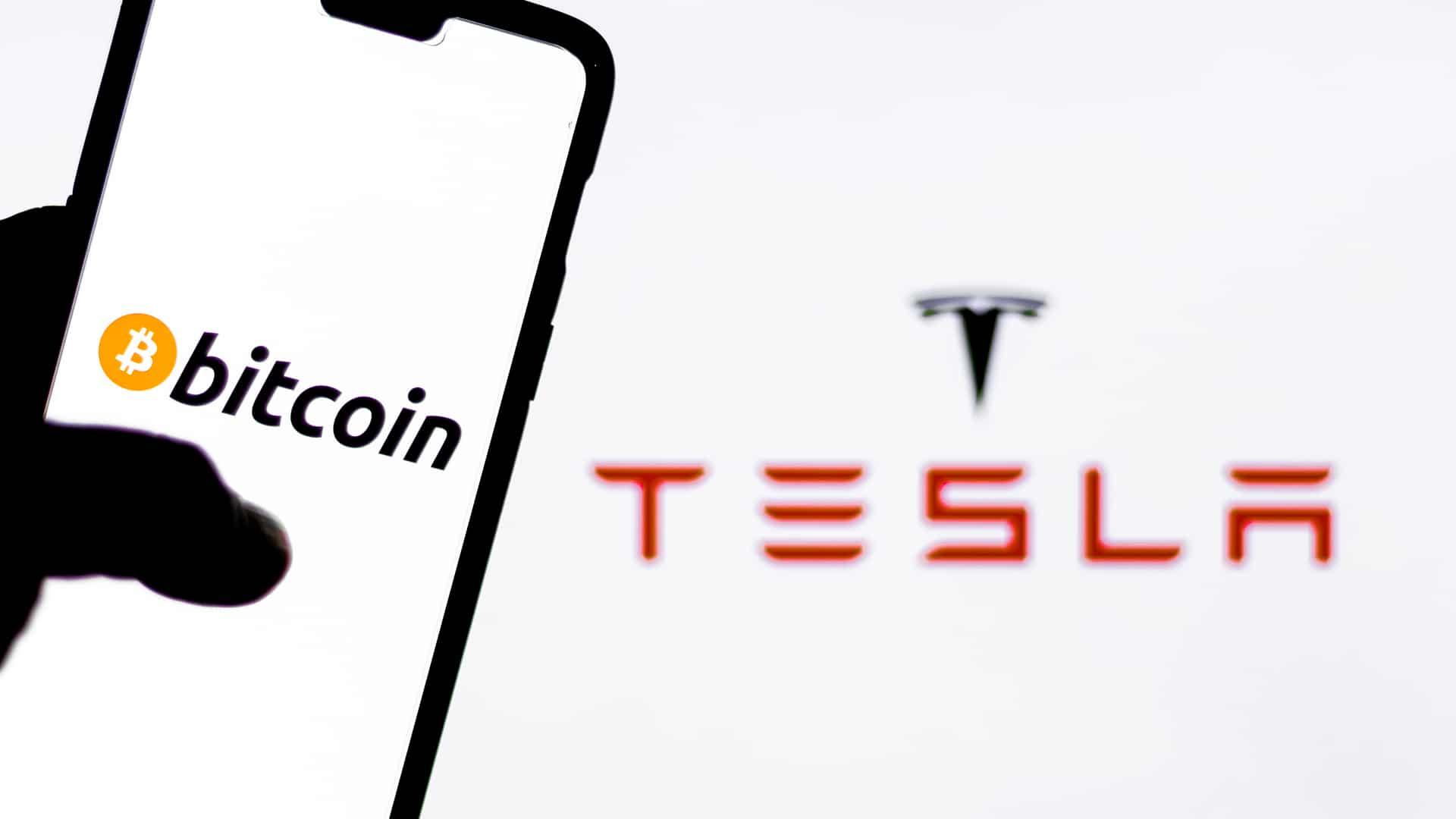 Tesla revela que mantém US$ 1,3 bilhão em bitcoin