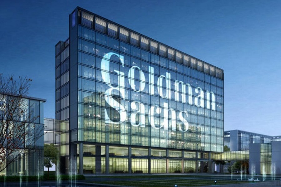 Goldman Sachs files to offer a crypto-related ETF.