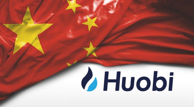 Huobi giải thể tổ chức điều hành của mình tại Trung Quốc