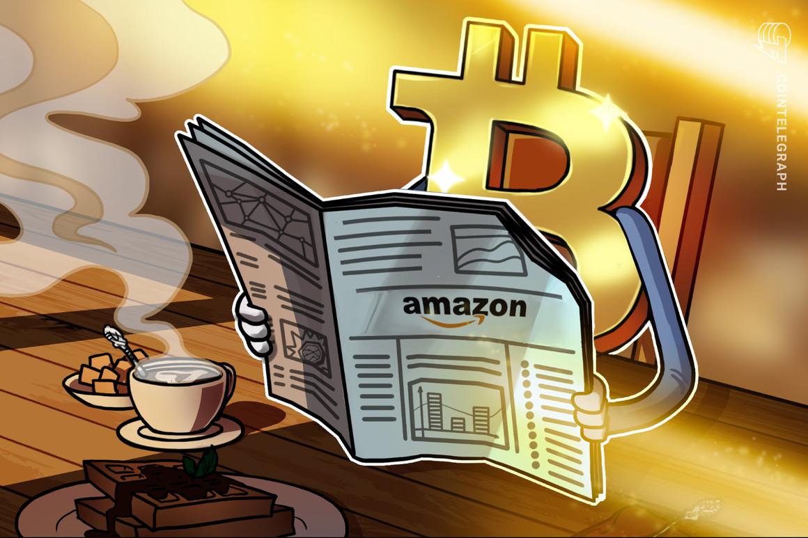Amazon smentisce i presunti piani circa l'integrazione di Bitcoin