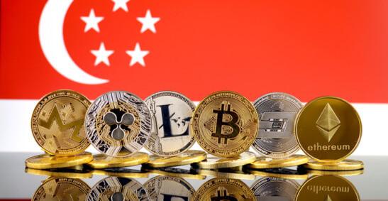 Jovens de Cingapura estão interessados na adoção de criptomoeda, a pesquisa revela