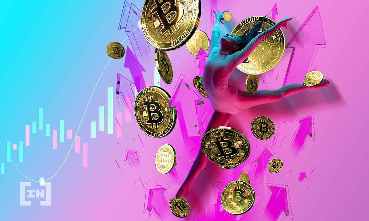 Bitcoin (BTC) grimpe à la limite de sa fourchette d'échange suite à une hausse éclair