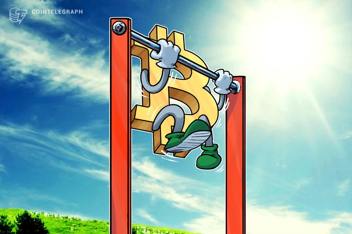 Bitcoin-Kurs schafft höheres Tief: Trader prognostiziert 45.000 US-Dollar