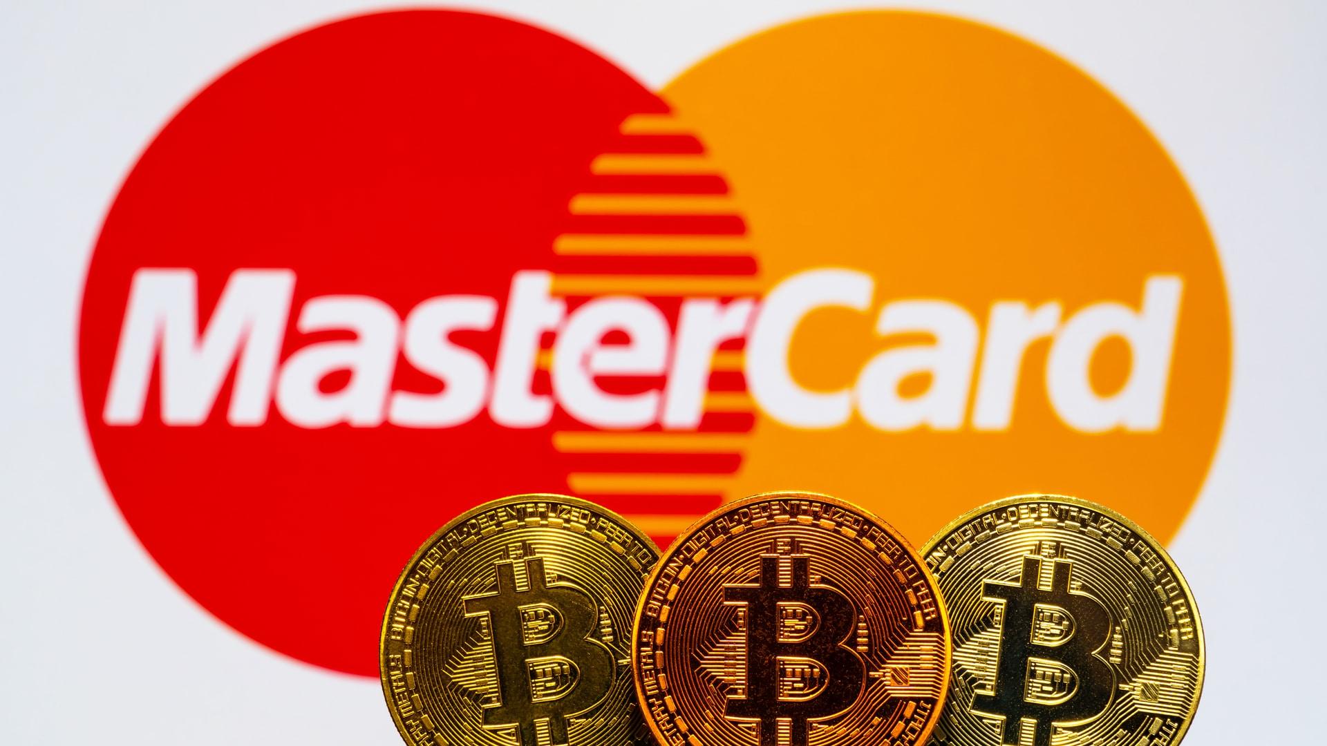 Mastercard vai acelerar startups de criptomoedas em novo programa