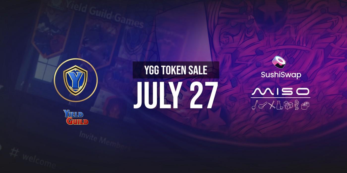 Yield Guild Games thực hiện IDO trị giá 12,6 triệu USD cho…32 địa chỉ ví