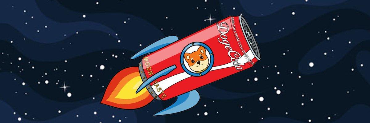 Nasce Dogecola, il token per i soft drink