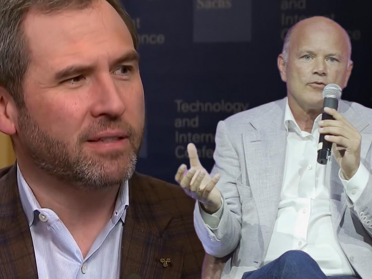 Garlinghouse and Novogratz React to Warren's Push to Regulate Cryptocurrencies
