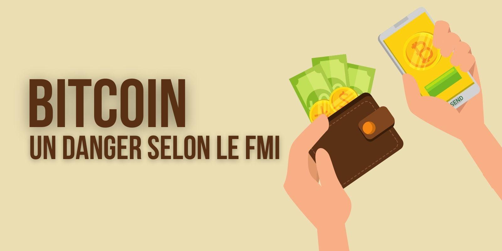 Le FMI avertit contre l'adoption du Bitcoin (BTC) en tant que monnaie légale