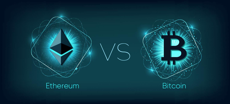 Ethereum vượt qua Bitcoin về khối lượng giao dịch trong nửa đầu năm 2021