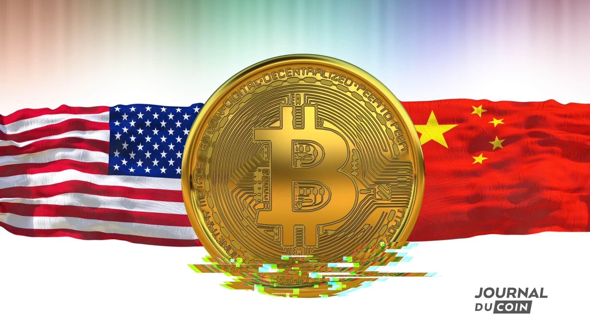 Diplomatie olympique autour du crypto-yuan – La Chine montre les crocs contre les Etats-Unis