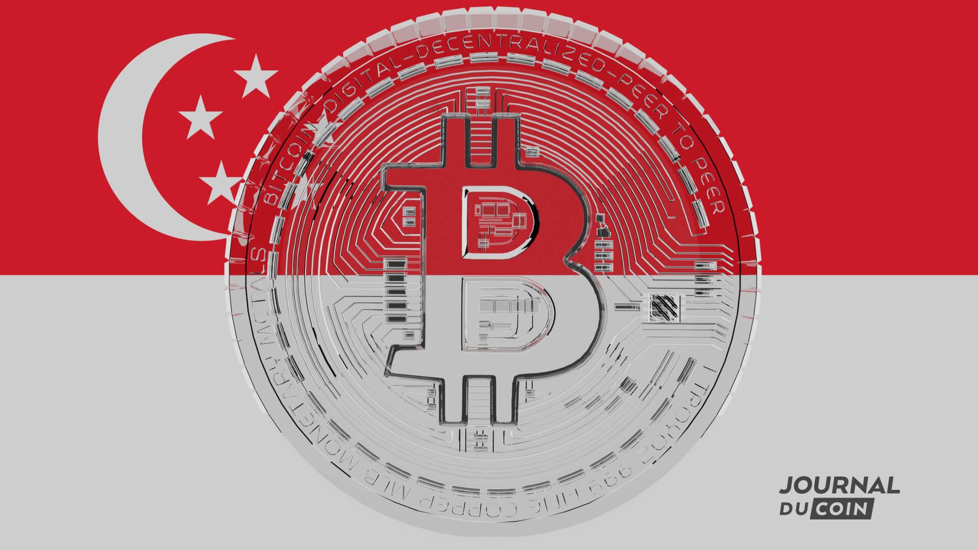 Bitcoin et cryptomonnaies en pagaille – Mais qu'a donc Singapour de si spécial ?
