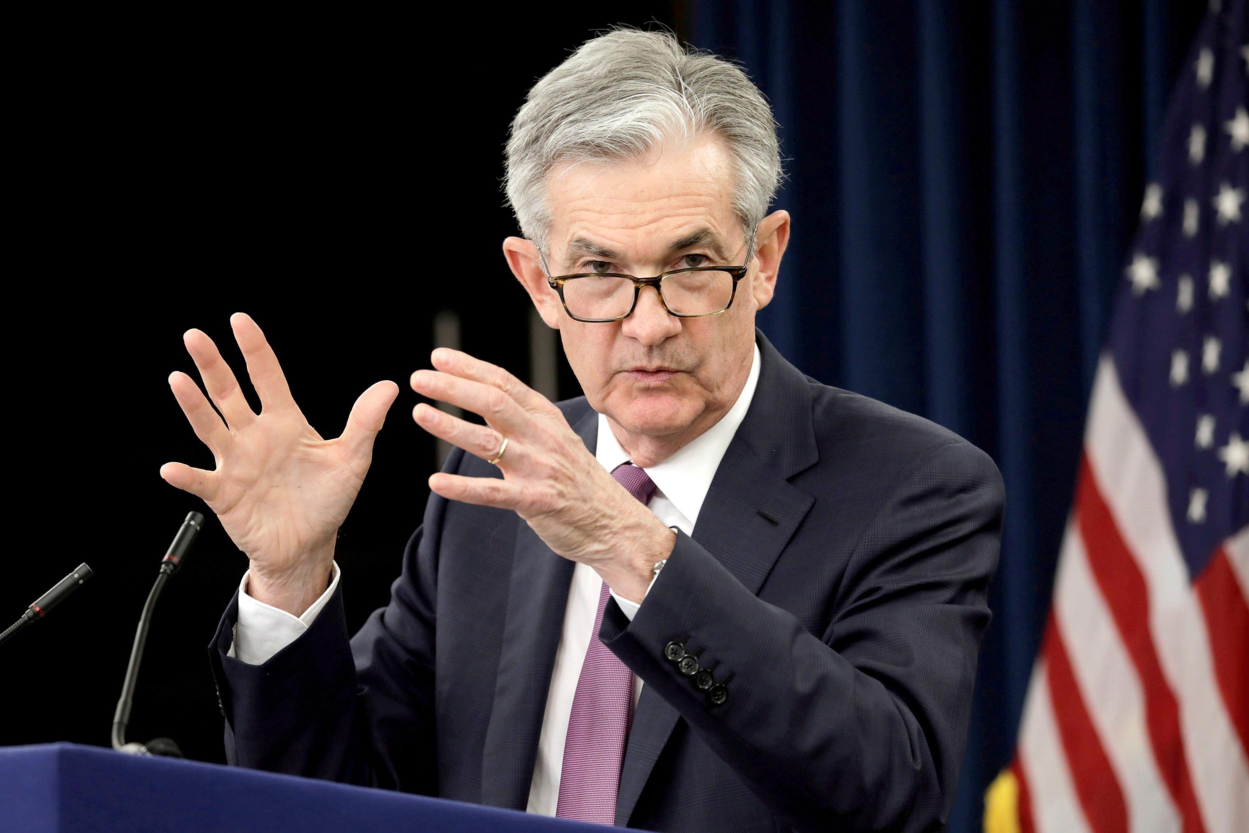 FOMC|會後聲明升息尚遠,鮑爾坦言通膨超出預期;比特幣急漲 3.8% 再闖過 4 萬鎂
