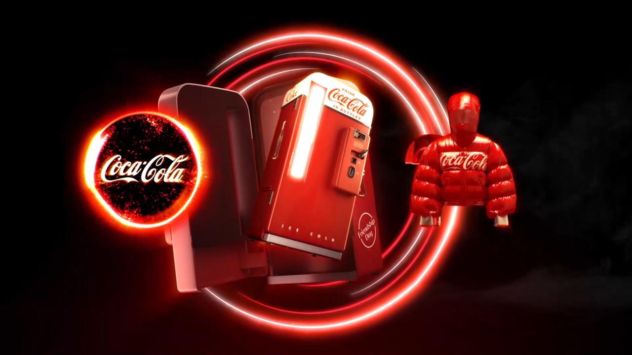 可口可樂NFT明天開賣!Decentraland品牌夾克、開瓶聲… 收益全捐特殊奧運