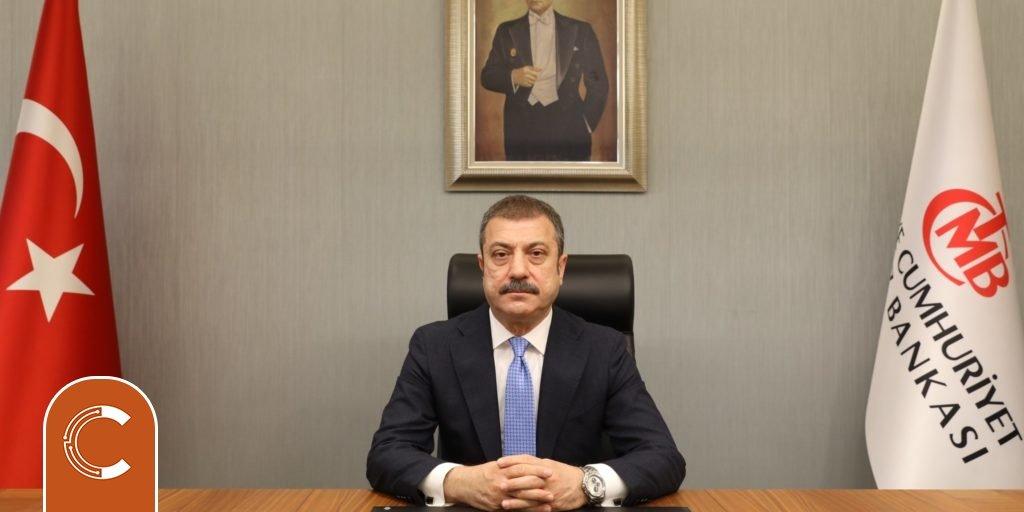 TCMB Başkanı Şahap Kavcıoğlu Yıl Sonu Enflasyon Tahminini Açıkladı